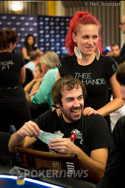 【6upoker】一个时代的结束:Jason Mercier与Vanessa Selbst的精彩瞬间