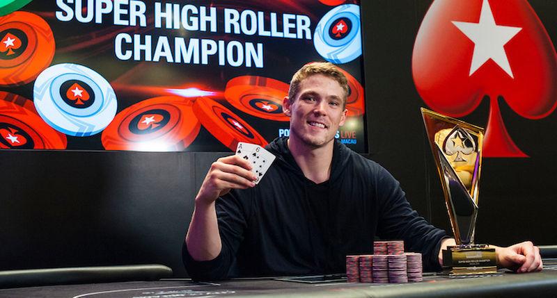 【6upoker】Alex Foxen赢得 2018 APPT 澳门站超高额豪客赛冠军