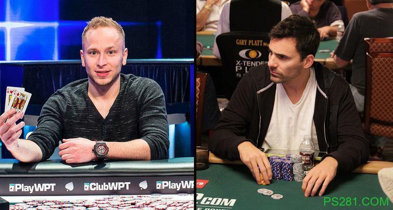 【6upoker】Card Player每周一牌:James Romero vs Chris Klodnicki
