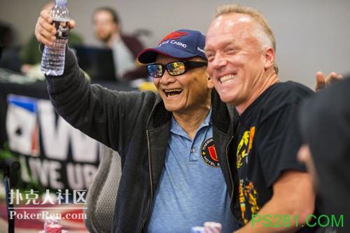 【6upoker】77岁的William Vo晋级WPT赛事决赛桌,成为筹码领先者