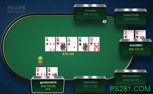 【6upoker】高额桌战事:中国玩家Aron0621错过最大底池,Trueteller再登榜首