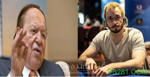 【6upoker】扑克不是赌博!不服来单挑,200万美元等着你!