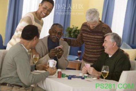 【6upoker】现场扑克基本马脚,不知道你就亏大了!