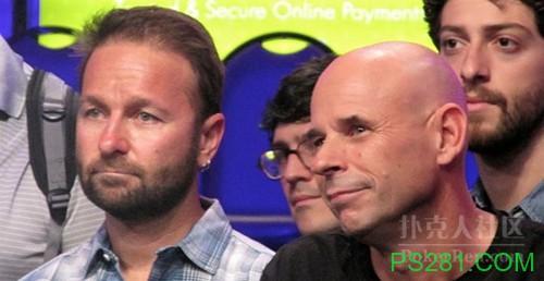 【6upoker】亿万富翁Guy Laliberte邀请Daniel Negreanu当教练