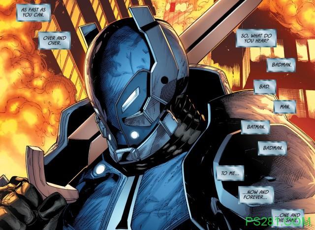 【6upoker】《侦探漫画》第1001期预测 男孩为消灭蝙蝠侠成为亚克翰骑士