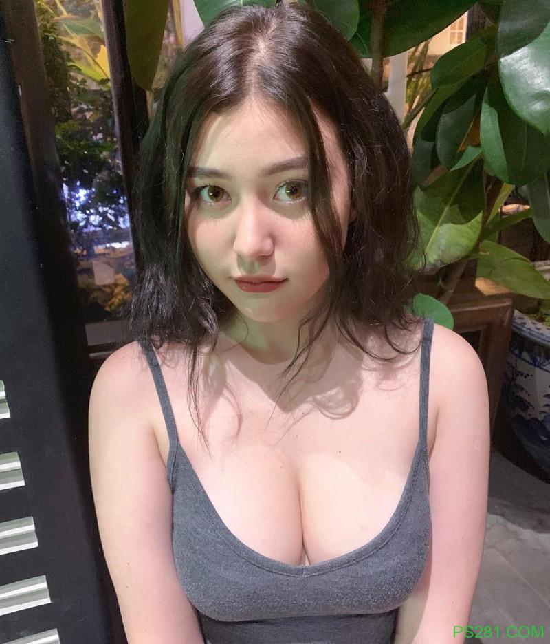 【6upoker】越南肉感美女sunnax9 混血气质正妹吸粉十几万