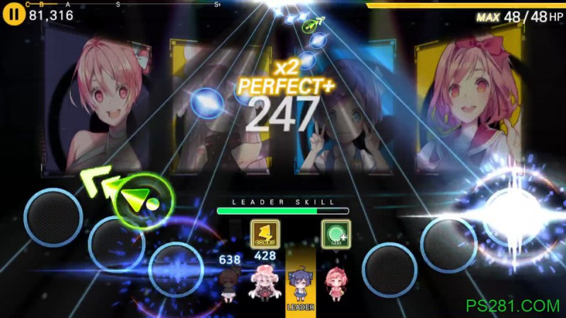 【6upoker】节奏游戏《TAPSONIC TOP》 与美少女一起玩音乐游戏
