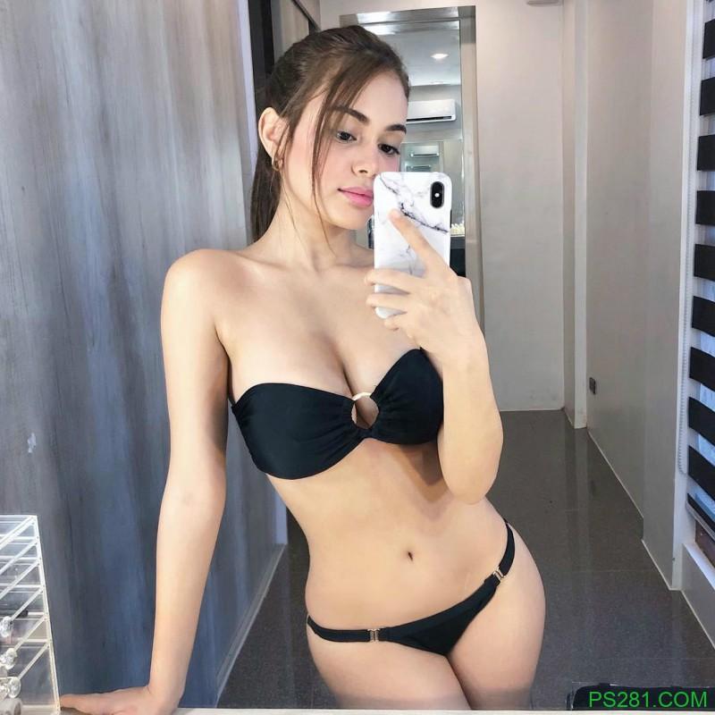 【6upoker】混血辣妹Ivana Alawi 性感翘臀妹子气质迷人