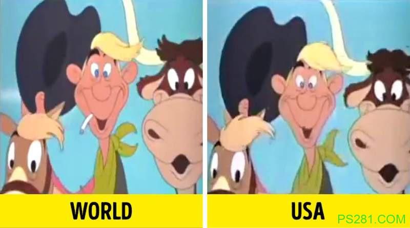 【6upoker】各国动漫播放画面对比 欧美版《美少女战士》删减大尺度