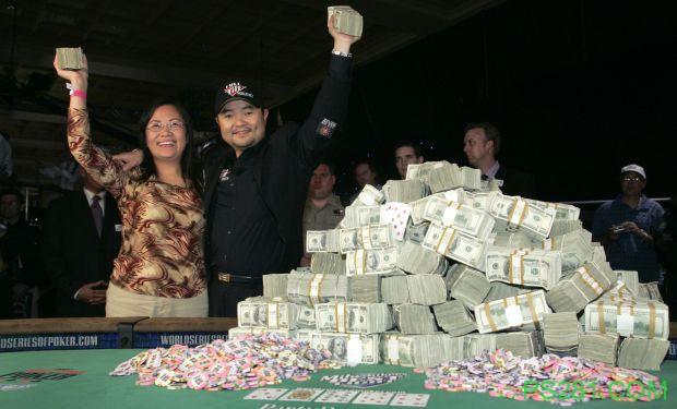 【6upoker】那些消失了的WSOP主赛事冠军得主