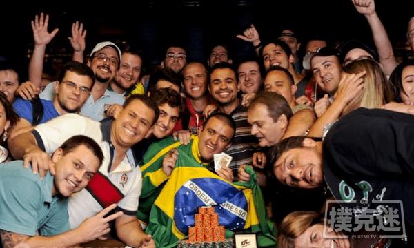 【6upoker】巴西WSOP冠军Akkari对担任拉美大使感到自豪
