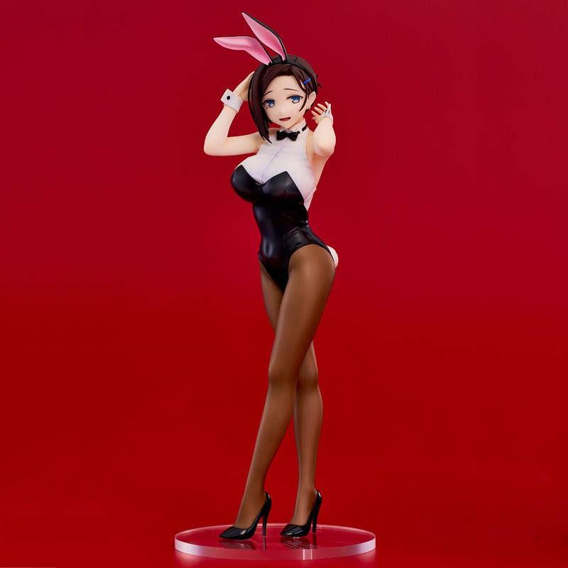 【6upoker】《星期一的丰满》立体化模型 兔女郎小爱爆乳肥臀性感迷人