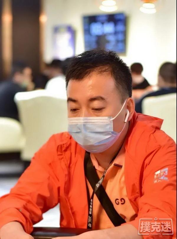 【6upoker】2020泰山杯 | 主赛事火爆开赛,王凯成为全场CL!