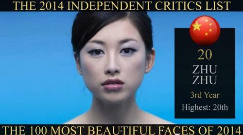 【6upoker】「世界最美脸蛋100人」完整榜单 最美女星是韩国人