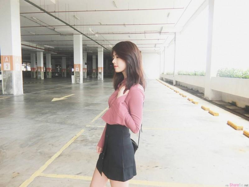 【6upoker】大马正妹陈炜林 甜美笑容暖化人心