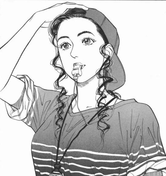 【6upoker】《灌篮高手》狗血剧情 彩子T恤被扯烂色气十足