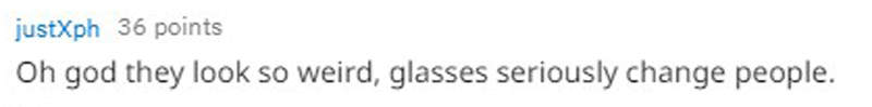 【6upoker】二次元角色戴眼镜好不好 网友评论出现两极分化