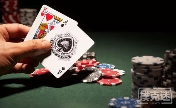 【6upoker】AK在不同位置、不同入局人数的打法探讨-德州扑克策略