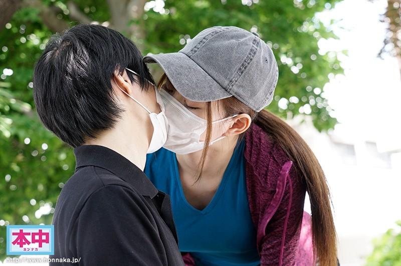 【6upoker】美谷朱里8月作品HND-869 戴着口罩也要追求爱情性福
