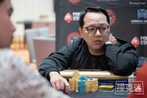 【6upoker】Big 50夺冠,中国选手冯华欢摘得金手链