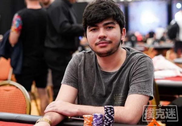 【6upoker】对扑克的热情驱使巴西选手Leonardo Mattos获得WSOP的胜利