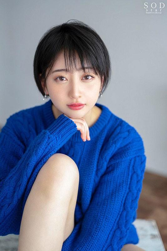 【6upoker】STARS-199:最强新人!SOD短发美巨乳诞生!