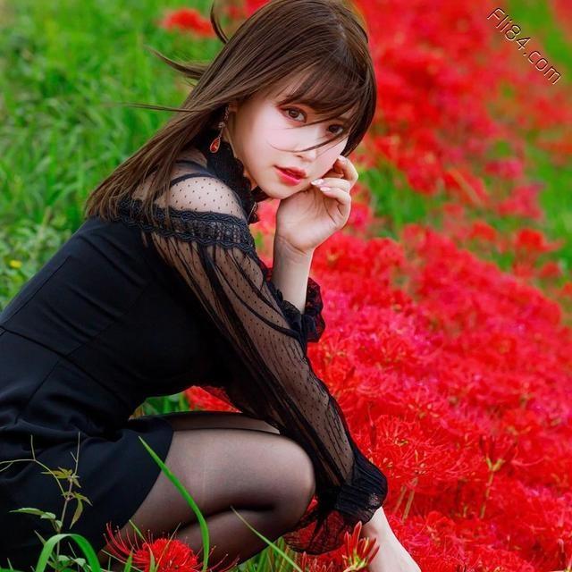 "【6upoker】日本妹子""白田まい"",长相甜美可爱又有点""骚""~"