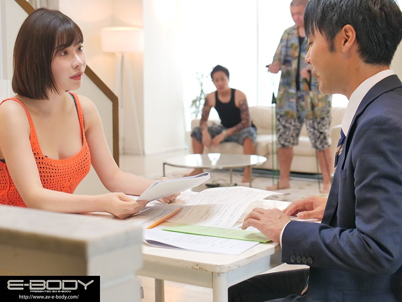 【6upoker】EYAN-158:风骚人妻深田咏美在丈夫面前色诱上门服务的业务员!