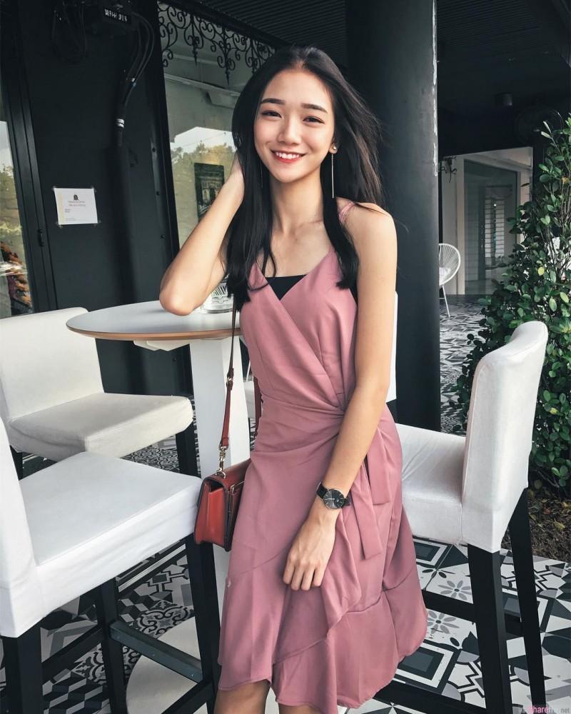 【6upoker】大马篮球正妹恬恬 阳光甜美女孩惹人爱