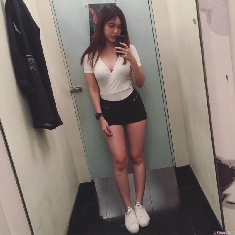 【6upoker】女神正妹Adele Kok 甜美精致五官令人难忘