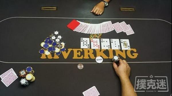 【6upoker】德州扑克中四个让你河牌圈收益倍增的建议