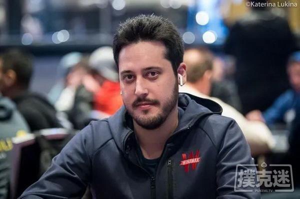 【6upoker】Holz领跑豪客赛,Adrian Mateos赢得第三冠
