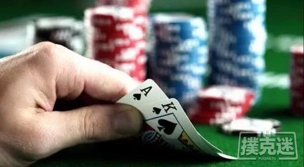 【6upoker】什么时候该扔掉AK | 德州扑克牌局分析