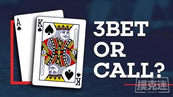 【6upoker】德州扑克AK除了3Bet,还可以这样玩