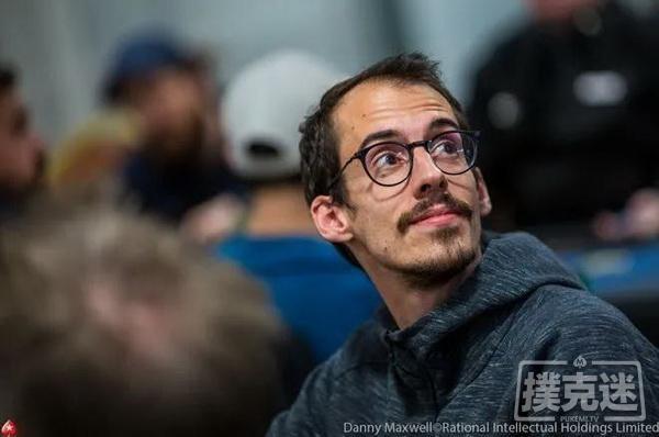 【6upoker】Pascal Hartmann领跑WPTWOC 豪客赛