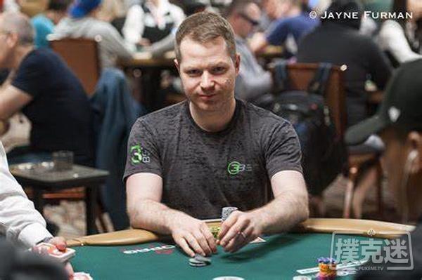 【6upoker】Jonathan Little谈扑克:一个高注额锦标赛小测试