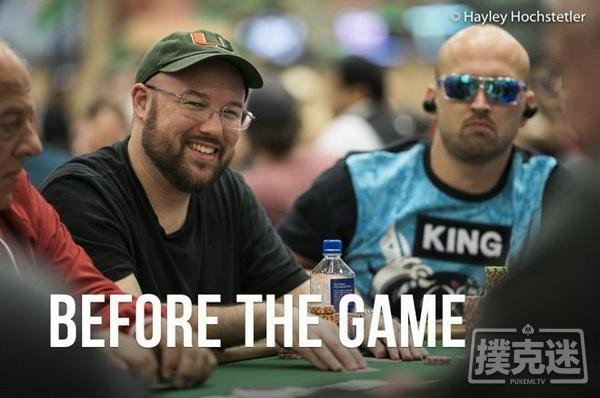 【6upoker】打德州扑克牌之前的日子:Scott Davies是一名律师