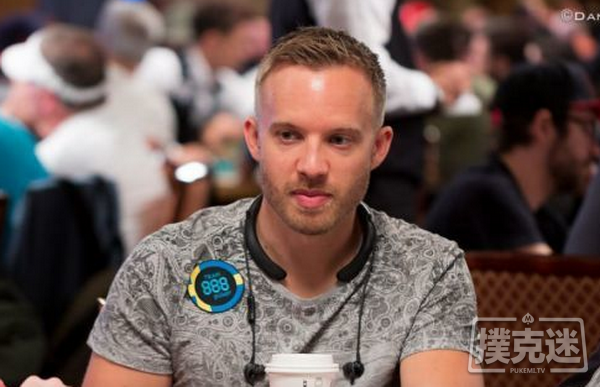 【6upoker】德州扑克之Martin Jacobson也有很多不如意的时刻