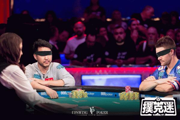 【6upoker】德州扑克如何作为翻前跟注者赢得盲注玩家之间的战争