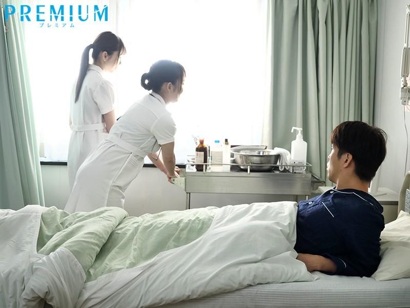【6upoker】PRED-260 :巨乳美臀护士波多野结衣开启了病床上的3P之旅!