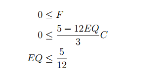 【6upoker】Expert HU 第一卷第四章第二部分 不对称的范围和无差性原则不成立的情况