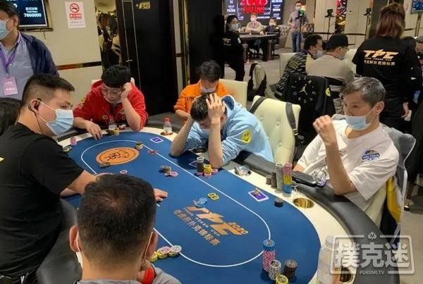 【6upoker】2020TPC老虎杯年终总决赛,王家鑫领衔78人晋级下一轮!