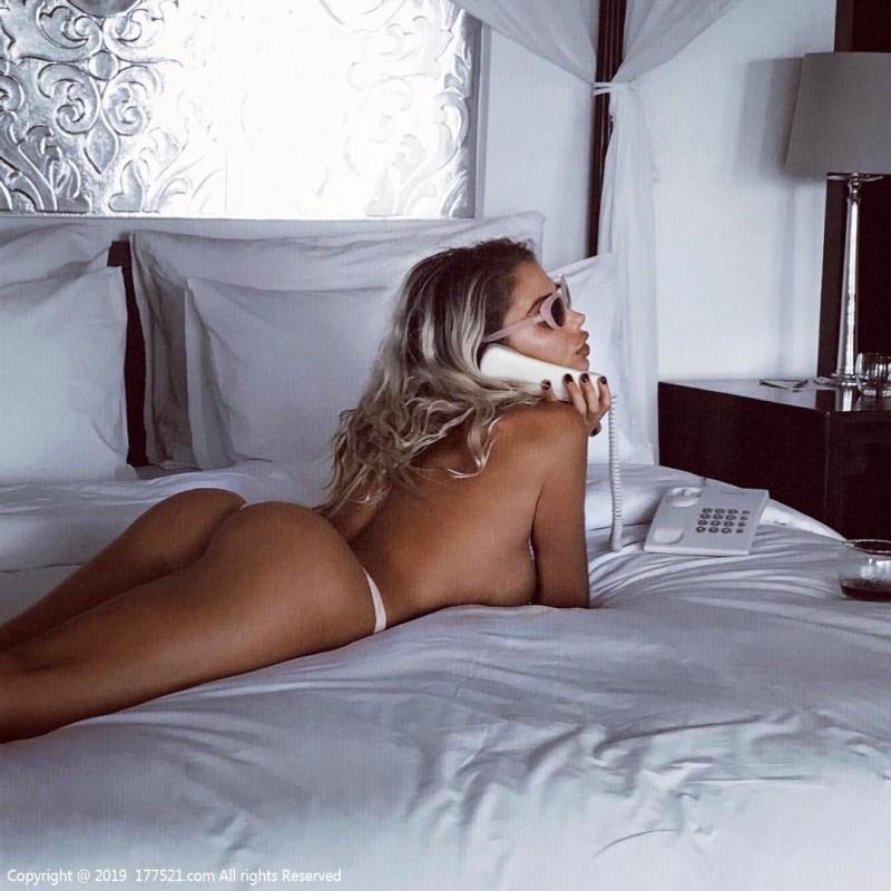 【6upoker】澳洲辣妹SaharaRay 性感生活照令人一饱眼福
