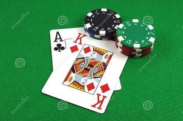 【6upoker】德州扑克AK,全压还是弃牌