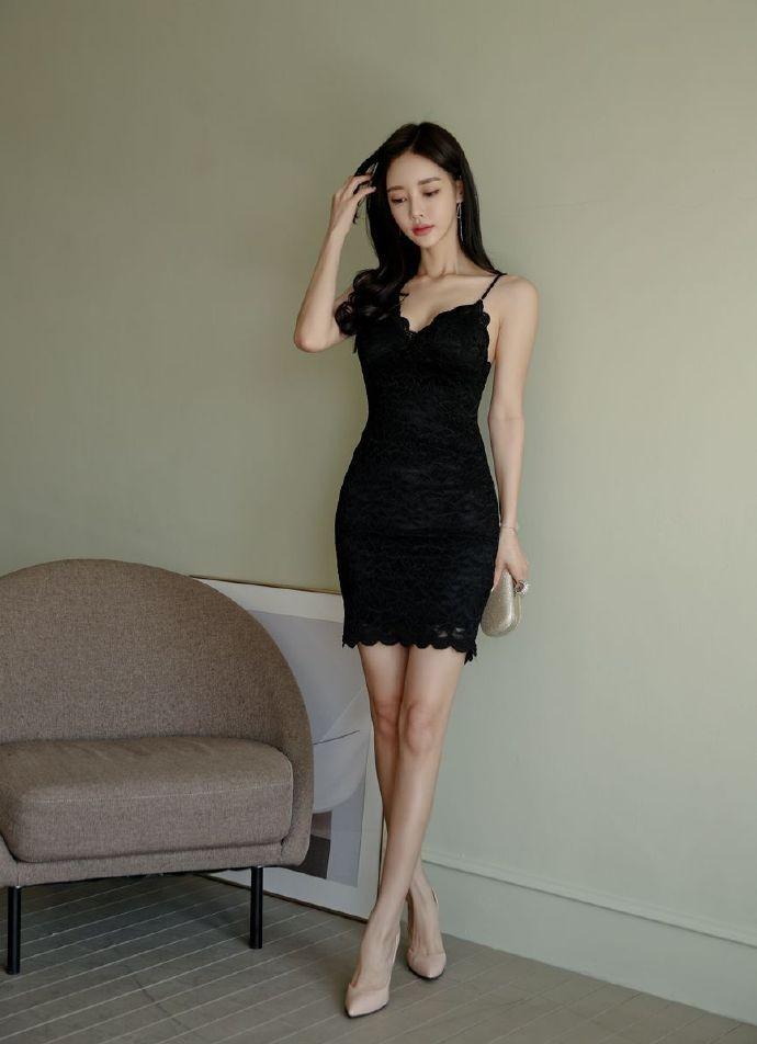 【6upoker】韩国性感模特孙允珠 唯美女神气质令人秒恋爱