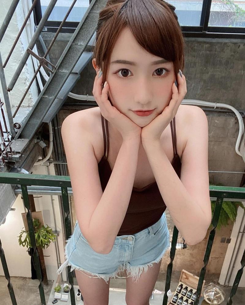 【6upoker】甜力爆表!台湾「气质小姊姊」极品脸蛋让人迷恋!那诱惑视角实在有够犯规