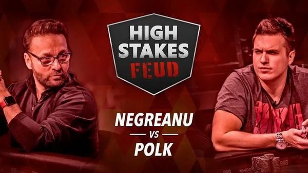 【6upoker】丹牛和Polk的单挑赛将继续进行至25000手