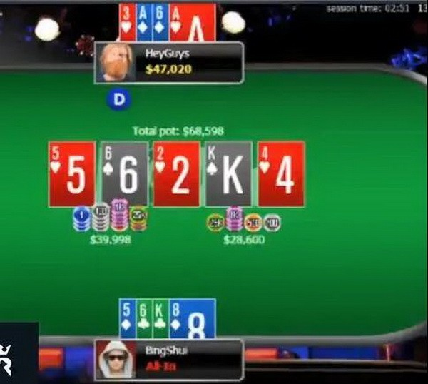 【6upoker】Phil Galfond将挑战赛优势扩大到54万刀