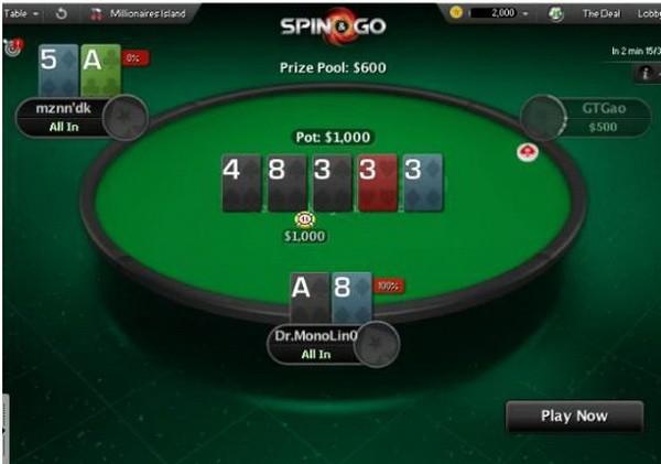 【6upoker】德州扑克职业牌手和业余牌手