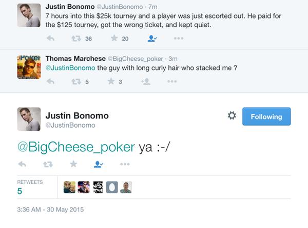 【6upoker】德州扑克搞笑的错误:玩家坐错了位置